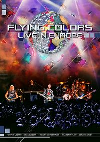 Cover Flying Colors - Live In Europe [DVD]